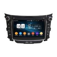 Android 9.0 8 RAM de base 4G 32G ROM lecteur multimédia voiture DVD GPS pour Hyundai I30 2011 2012 2013 2014