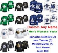 S-6XL 2020 All-Star Toronto Maple Leafs Hockey Jerseys Morgan Rielly Jersey Calle Rosen Rasmus Sandin Andersen Jack Campbell personalizado costurado