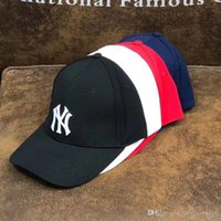 2018 New!! Wholesale Online Shopping NY Fitted Fashion Hat W...