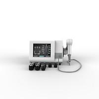 Prix usine 2019 nouveau produit Air machine thérapie Shockwave pour la physiothérapie soulagement de la douleur et réduire la cellulite