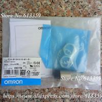 E2A-M18KN16-M1-B1 B2 E2A-M18KN16-M1-C1 C2 Omron Yakınlık Anahtarı Sensörü Yeni Yüksek Kalite