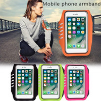Mobile Phone Armband Touch Screen Fingerprint Unlock Belt fo...