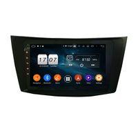 8 noyau Android 9.0 4G voiture DVD PC Radio Navi pour Suzuki Swift 2013-2016