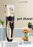 Electric PET Trimmer Hund Katze Pelz Clipper Haarschnitt Pflege Schere Haare Schnitt Kamm Rasierer Maschine geräuscharm