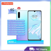 Factory Unlocked Original Huawei P30 OLED screen 6. 1 inch Oc...