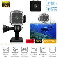 SQ12 Mini Camera 1080p cam Night Vision Wide Angle lens Waterproof Mini Camcorder DV Voice Video Recorder Action Camera SQ 12