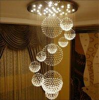 Moderne Kronleuchter K9 Kristalltropfen Leuchter-Beleuchtung Erröten-Einfassung LED Leuchte Decke hängende Lampe für Esszimmer Schlafzimmer