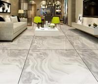 خلفيات مخصصة 3d الأرضيات الماس لؤلؤة 3d خلفيات الفينيل الأرضيات مواد لاصقة ورق الحائط ديكور المنزل