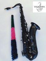 Yeni Geliş Müzik Aleti YANAGISAWA T-992 Bb Tenor Yüksek Kaliteli Saksafon Pirinç Gövde Siyah Nikel Altın Sax ile Ağızlık