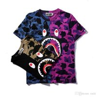 19ss summer Yin and Yang spell color black spell camouflage ...