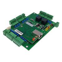 TCP / IP이 도어 액세스 컨트롤러 32 비트 (40) 000 사용자, 다중 액세스 기능 / 시간 출석 / 화재 경보 etc.sn:T02를 지원