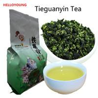 50g Çin Organik Oolong Çay Yüksek Grade Anxi Tieguanyin Oolong Yeşil çay Yeni Bahar Çay Yeşil Gıda Tercih