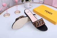 New Fashion Women' s Flats Casual sandals Real Leather B...