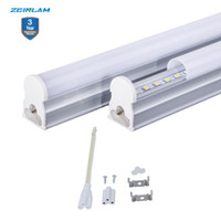 T5 Tube Lights 4ft LED Tubes SMD 2835 LED Fluorescent Light ...