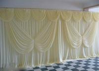 2019 cortina de pano de fundo do casamento asas de ângulo lantejoulas barato decorações de casamento 6 m * 3 m fundo de pano decoração cena de casamento suprimentos