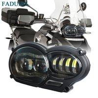 Phare de moto LED pour BMW R1200GS R 1200 GS ADV R1200GS LC 2004-2012 (refroidisseur d'huile d'ajustement)