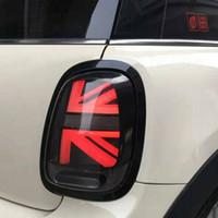 Estilo de carro para mini cooper f55 f56 f57 tail luzes 2013-agora para mini luz traseira drl + sinal de volta + freio + luzes led reversa acessórios automáticos