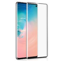 For Glass Samsung Galaxy s10 10plus 10e 3D Full Coverage fin...
