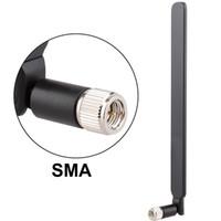 5DBI SMA ذكر التوجيه الخارجي 4G LTE الهوائي WIFI 3G الهوائي لهواوي مودم راوتر 4G مودم لاسلكي التطور طويل الأمد مكرر