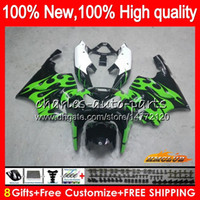 Body For KAWASAKI ZX- 7R ZX750 ZX 7R 1996 2000 2001 2002 2003...