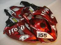 OEM Injection molding Fairings for Honda CBR1000RR 2006 2007 white red fairing kit CBR 1000 RR 06 07 GD24