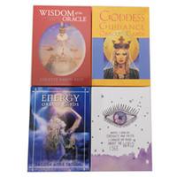 6 Estilos Inglés Versión Oracle tarjetas del partido naipes de los monopatines tarjetas de juego con la caja de colores