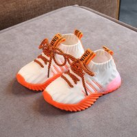 LED Children Casual Shoes Baby Boys Girls Kids Running Shoes...