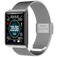 N98 Smart Uhr Blut Sauerstoff Blutdruck Pulsmesser Smart Armband Fitness Tracker Smart Armbanduhr Für Android iOS iPhone Telefon