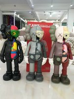 8 Color KAWS Dissected Companion Action Figures Toy Kaws Com...
