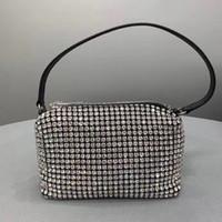 Neue Arrial Frauen Handtasche Handtaschen Designer-Handtaschen Luxus-Diamant für Frauen Echtes Leder-Handgriff-Bügel-freies Verschiffen