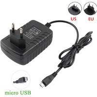 Высокое качество 5V Micro USB адаптер питания 2A 2.5 A 3A 5 вольтовый адаптер питания Micro USB зарядное устройство разъем 5V 2A 2.5 A 3A