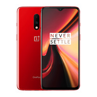 Original Oneplus 7 4G LTE Handy 12GB RAM 256GB ROM Snapdragon 855 Octa Core 6,41 Zoll AMOLED Vollbild 48MP UFS 3.0 NFC Handy