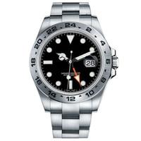Top de luxo designer 216570-77.210 m216570-0001 diâmetro 42 milímetros automática botão dobrar relógio à prova d'água, relógio dos homens mecânicos mestre moda