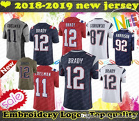 5f6508ac358 2019 Penn State Nittany Lions  26 Saquon Barkley Blue White Jersey ...