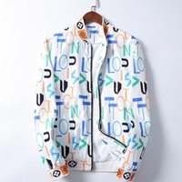 Mens Jacket Fashion Loui̴ sVuitton Coat Men Women Coat C...