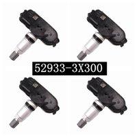 2pcs контроля давления в шинах Датчик 529333X300 52933-3X300 52933-4V000 TPMS Датчик 434MHz для Hyundai I30 I35 Elantra Kia K3 автомобилей Accessorie