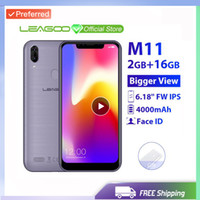 Factory Unlocked Original LEAGOO M11 2GB 16GB Mobile Phone A...
