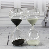 Creative Sand Clock Hourglass Timer Gifts as Delicate Home D...