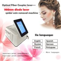 Powerful 980nm Diode Laser Vascular Lesions Removal laser Di...