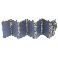 40W Solar Charger Draagbare Zonnepaneel Batterij Chargers 5 V 3A 18V Opladen voor mobiele telefoons Tablet Laptop Power Bank Batterij