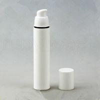 15ML 30ML 50ML PP الرش الزجاجات فراغ غسول مضخة زجاجة مع الفضة خط مستحضرات التجميل التعبئة والتغليف RRA2246