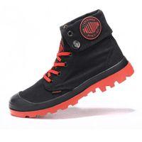PALLADIUM Respirez chaussures Bottines pour hommes, femmes blanc Triple noir toile gris bleu mode baskets denim taille de la chaussure casual 35-45 A321