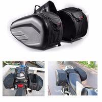 Waterproof Motorcycle Saddle Bag trunk side SaddleBag Oxford Fabric luggage bags Moto Helmet Riding Travel Bags