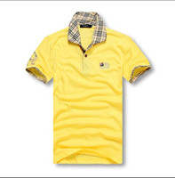 008 Italian polo luxury short sleeve, high- quality men and w...