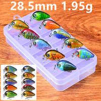 1 коробка + Mixed 10 Цвет 28.5mm 1,95 Crank рыболовные крючки Крючки 10 # Крюк Жесткий Приманки Приманки рыболовные принадлежности