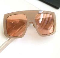 Designer óculos mulheres de tamanho grande Sunglasses Nude Poder Sun Glasses Shades Moda Usa óculos novo com caixa