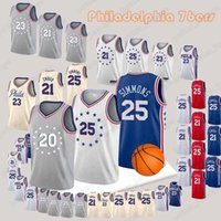a92ee42f1 Wholesale joel embiid jersey online - Philadelphia Jerseys ers Joel Embiid  Ben Simmons Jimmy Butler Jersey
