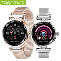TORNTISC Fashion Women Fitness Bracelet Blood Pressure Heart...