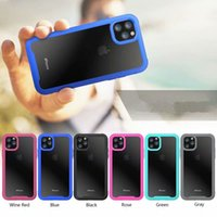 Transparent Shockproof Phone Case For iphone 11 Pro Max XS X...
