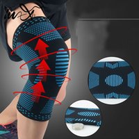 1 PC Silicone Knee support Brace Patella Protector Basketbal...